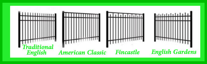 aluminum fence cost athens tn
