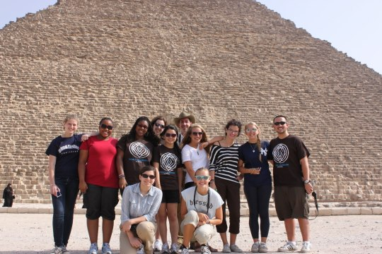 BCS pyramid