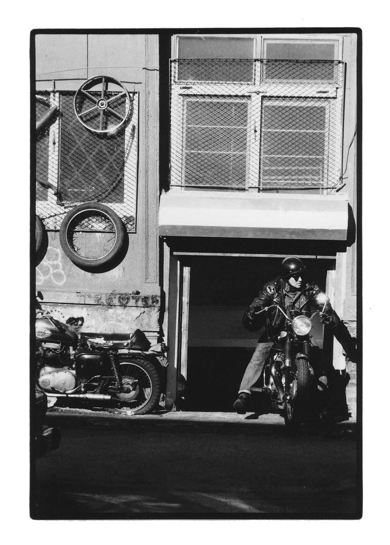 Alphabet City Motorcycle Shop