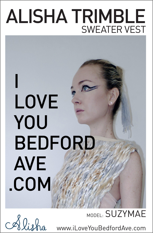 Alisha Trimble and SuzyMae, I Love You Bedford
