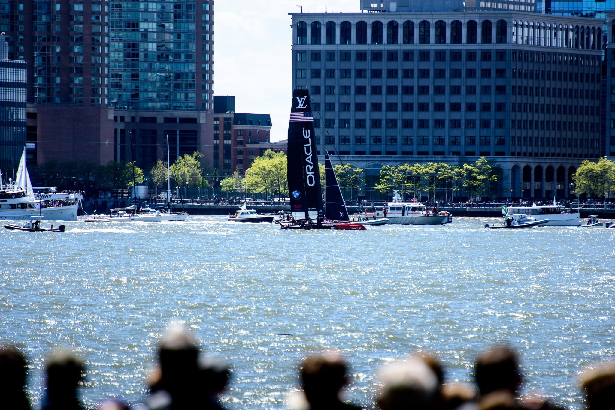 Land Rover America's Cup