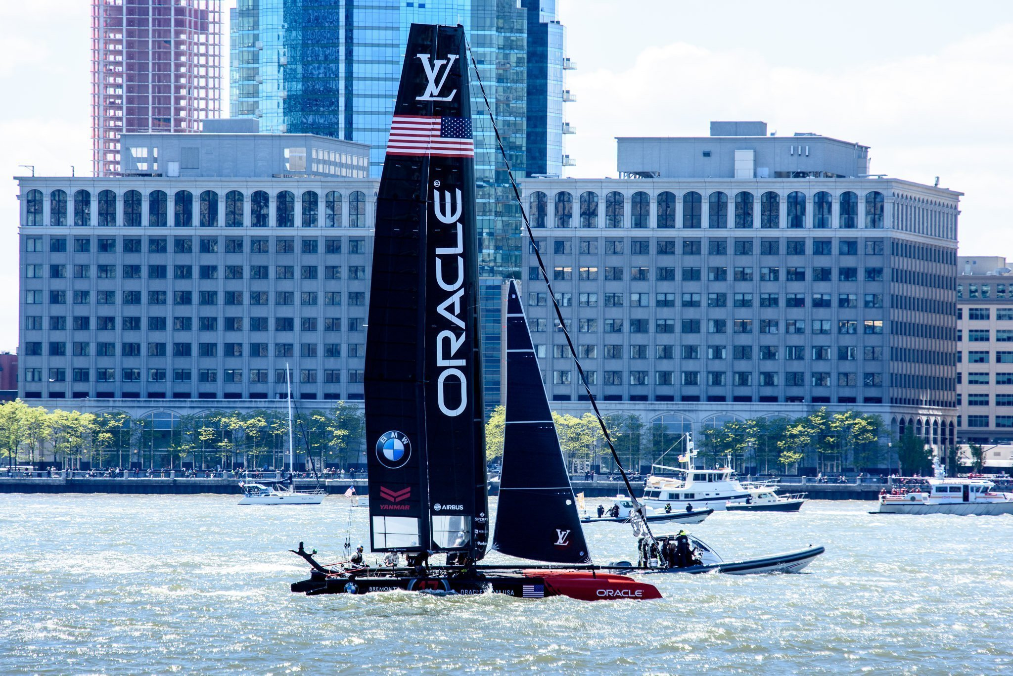 Oracle France America's Cup