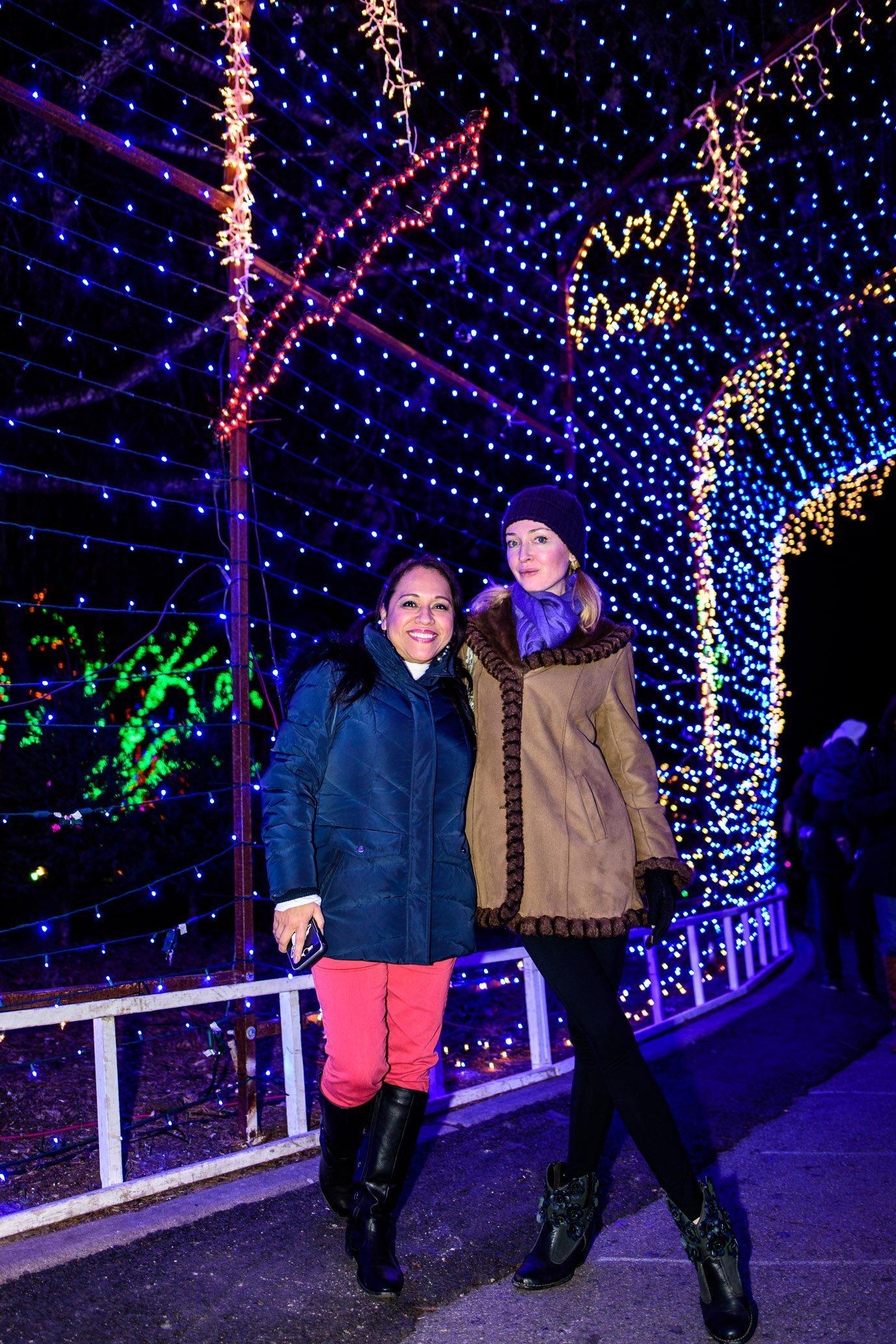 Trail of Lights, SuzyMae, Silvia