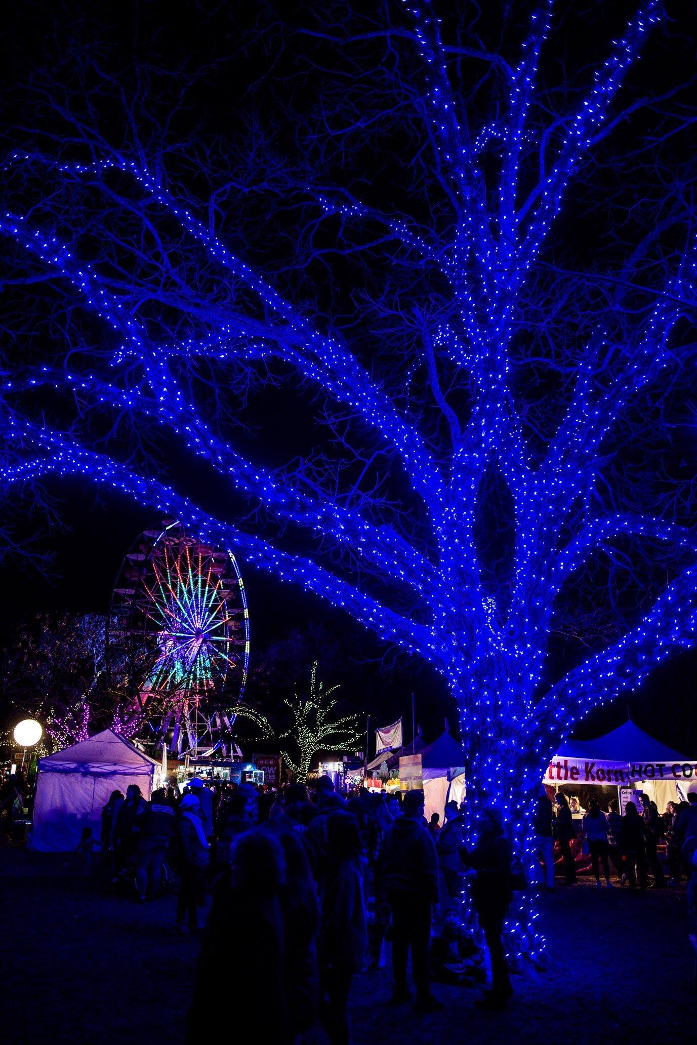 Trail of Lights, ferris wheel