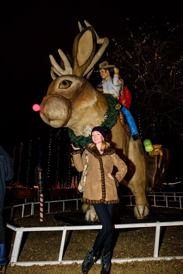 Trail of Lights, SuzyMae, Jackalope