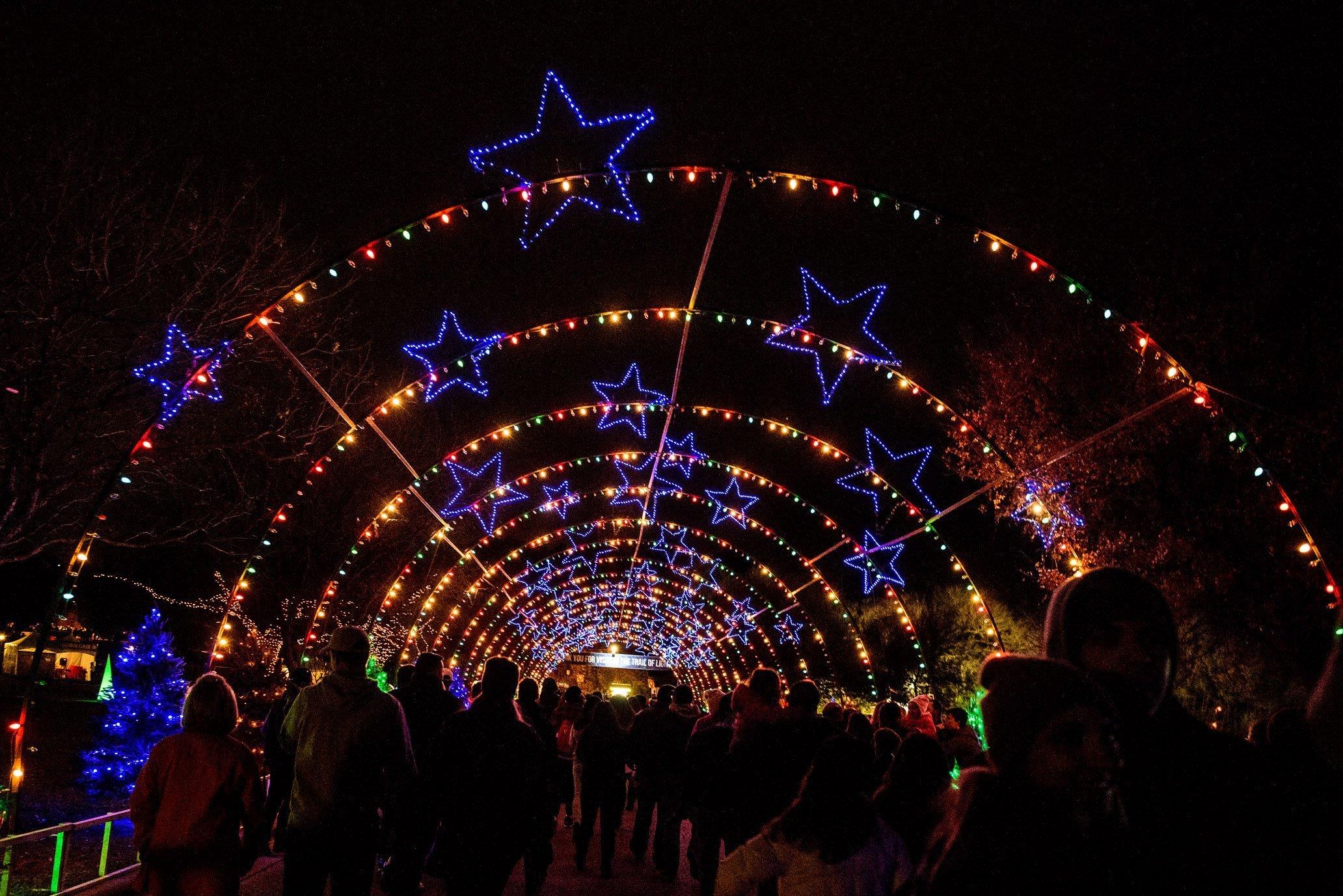 Trail of Lights, Texas Star