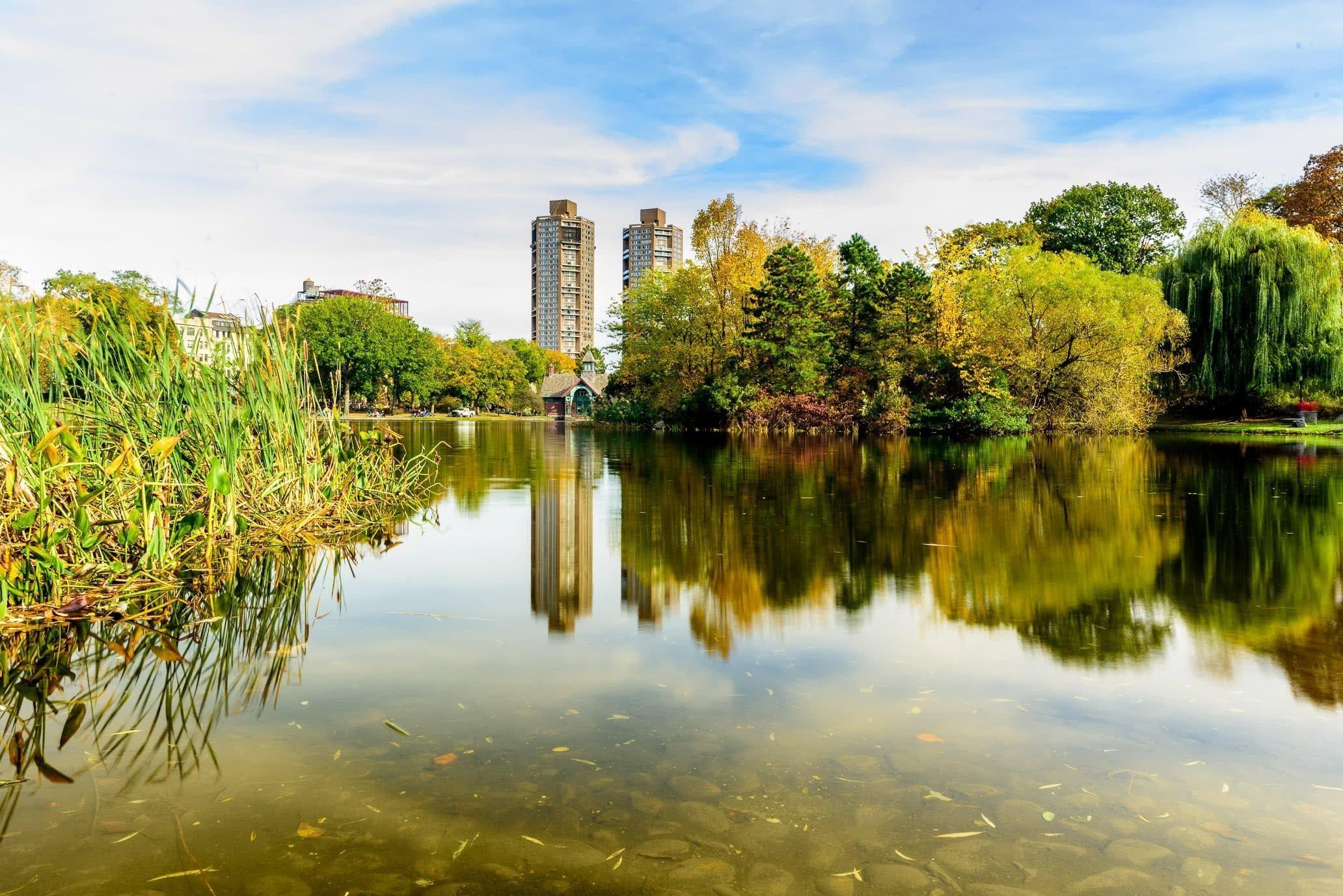 Central Park, Harlem Meer
