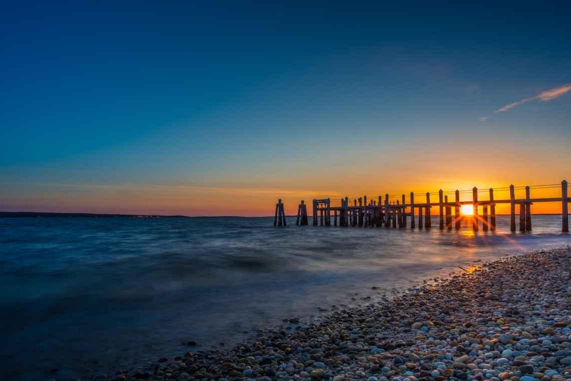 Long Island North Shore sunset