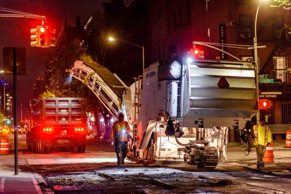 10th street road repair #8