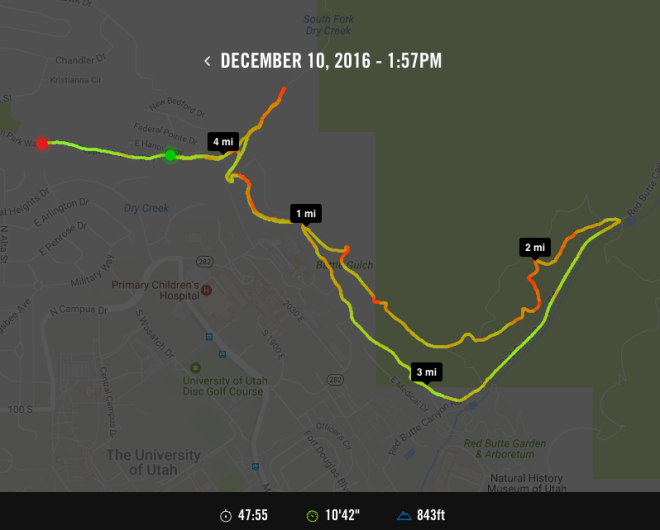 12-10-2016 Run