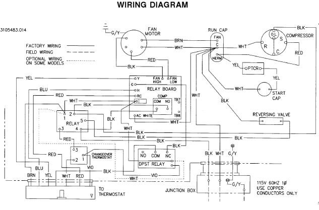 rv air conditioner wiring diagram wiring diagrams ac wiring diagram thermostat nilza