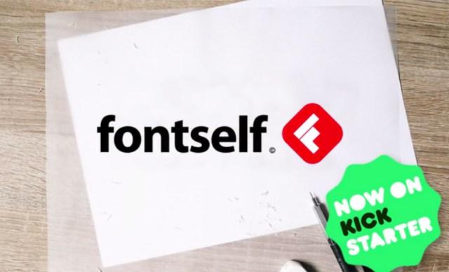 fontself-kickstar