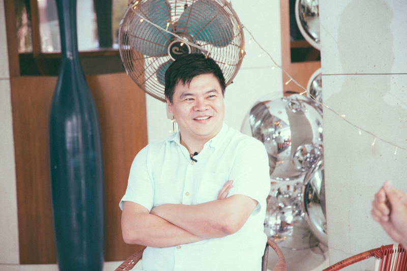 The Godfather of Singapore's Boutique Hospitality, Loh Lik Peng