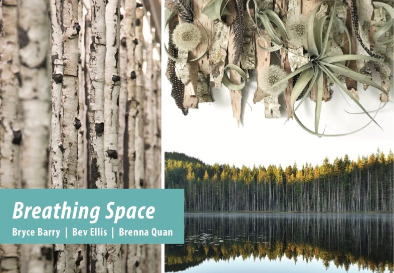 Breathing Space at PoMoArts