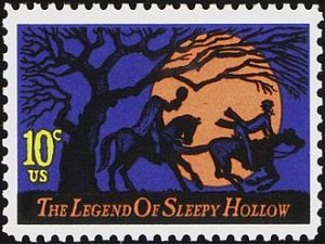Ichabod Stamp