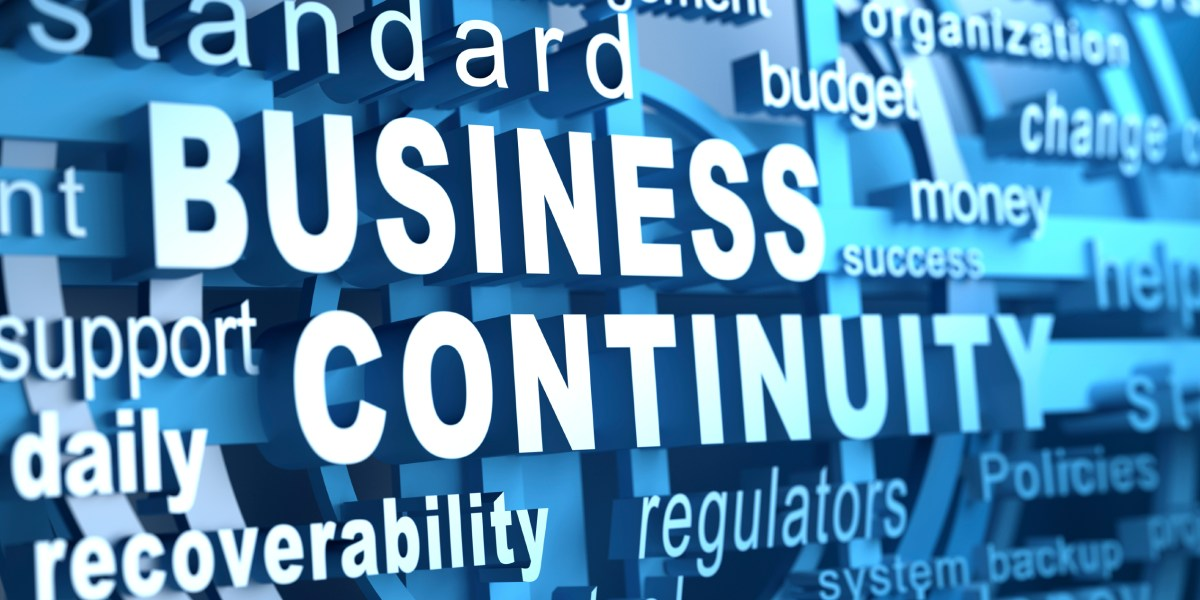 Rethinking Business Continuity: Applying ISO 22301 to improve resiliency, manage risk, and drive profitability in your organization