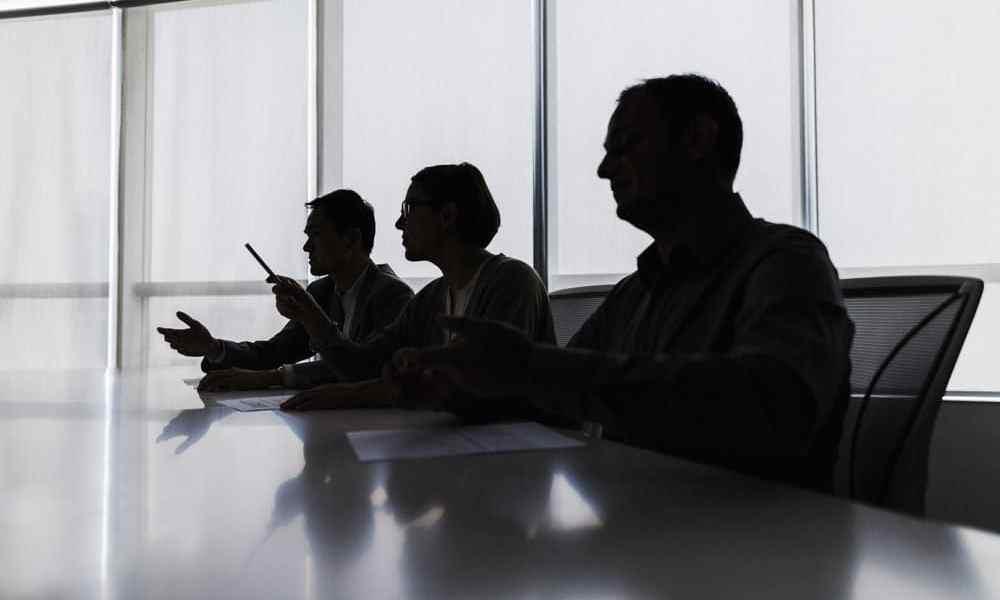 Handling Executive Misconduct