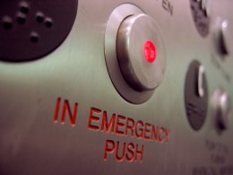 Elevator Emergency Button
