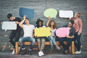 Public-Relations-Social-Comments-for-Web Social Media Public Relations Comment Bubbles