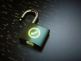 Personal Security - Green Padlock