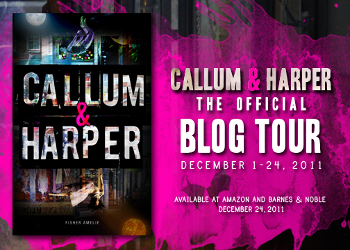 Callum & Harper Blog Tour on This Blog Dec. 16