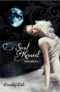 book cover for Soul Kissed by Courtney Cole