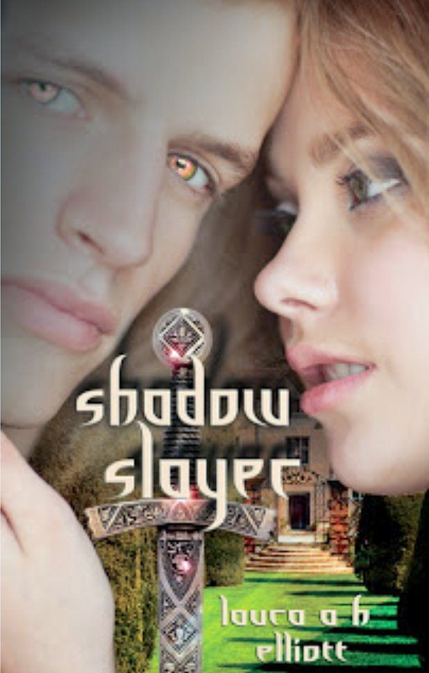 Shadow Slayer book cover