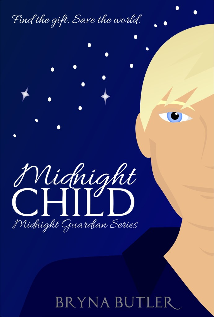 book cover for Midnight Child