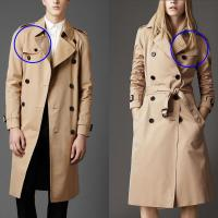 The laughable trench coat scare