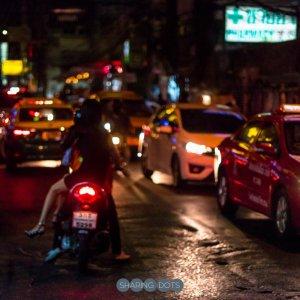 Nana Street - Bangkok, Thailand