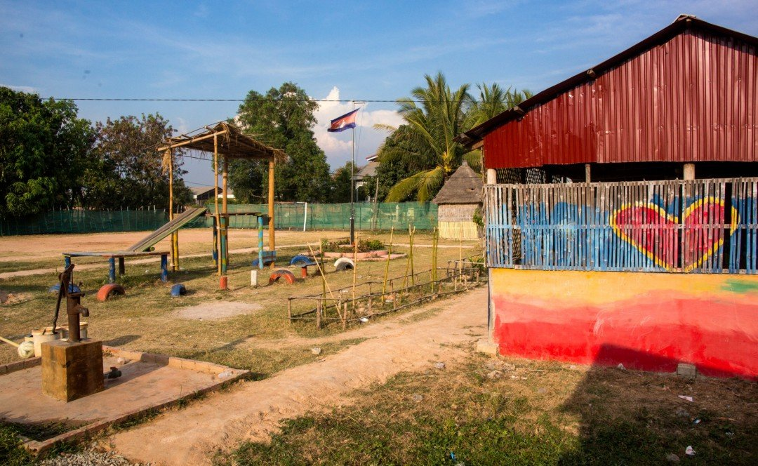 CESHEO Svay Thom Campus near Siem Reap, Cambodia