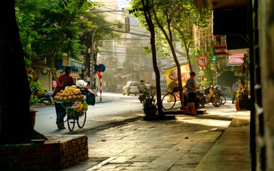 Old French Quarter – Hanoi, Vietnam