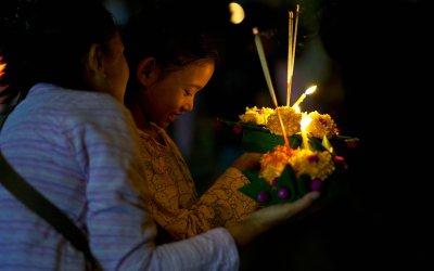 Chiang Mai Loi Krathong Festival 2019