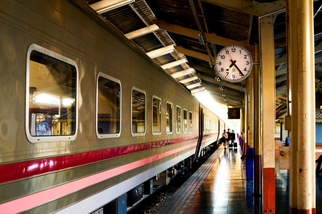 Is it time to remove supremacy in non profit fundraising? Photo of Chiang Mai railway station in Chiang Mai, Thailand by humanitarian photographer Bryon Lippincott