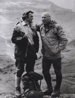 Eastwood i Kennedy. Zdjecie- Allstar Universal