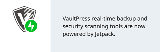 Vault Press WordPress Backup Plugin