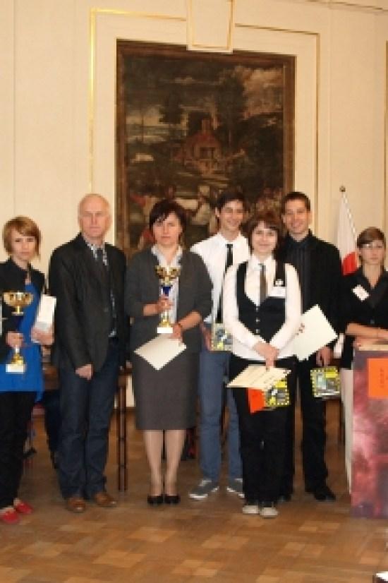Nagroda - wycieczka do Brukseli