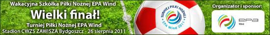 Wakacyjna Szkółka Piłki Nożnej EPA Wind