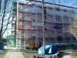 Modernizacja budynku byłego internatu