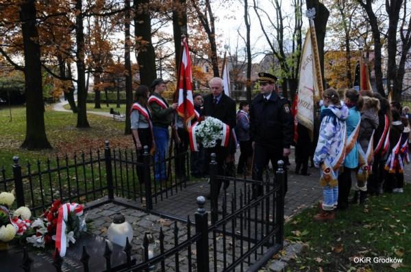 Powiat Brzeski świętował w rocznice Odzyskania Niepodległości