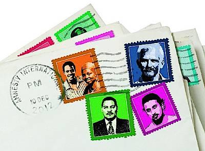 Przyjdź napisać list w obronie praw człowieka