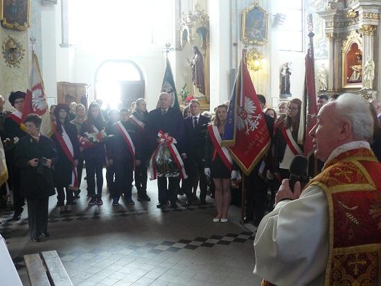 Obchody 74. rocznicy Zbrodni Katyńskiej