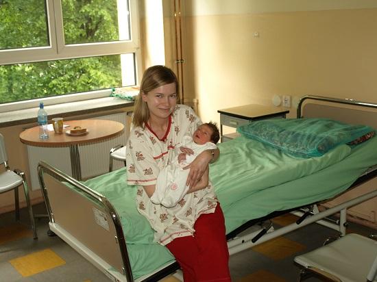 Coraz więcej kobiet rodzi w BCM-ie