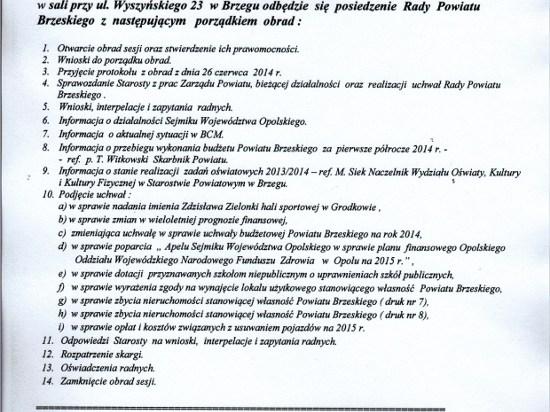 Maciej Stefański pozostanie starostą, wicestarostą wybrano Jana Golonkę