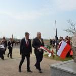 70 rocznica wyzwolenia obozu Brieg - Pampitz