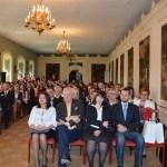 Zakończenie roku szkolnego 2014/2015 maturzystów w powiecie brzeskim