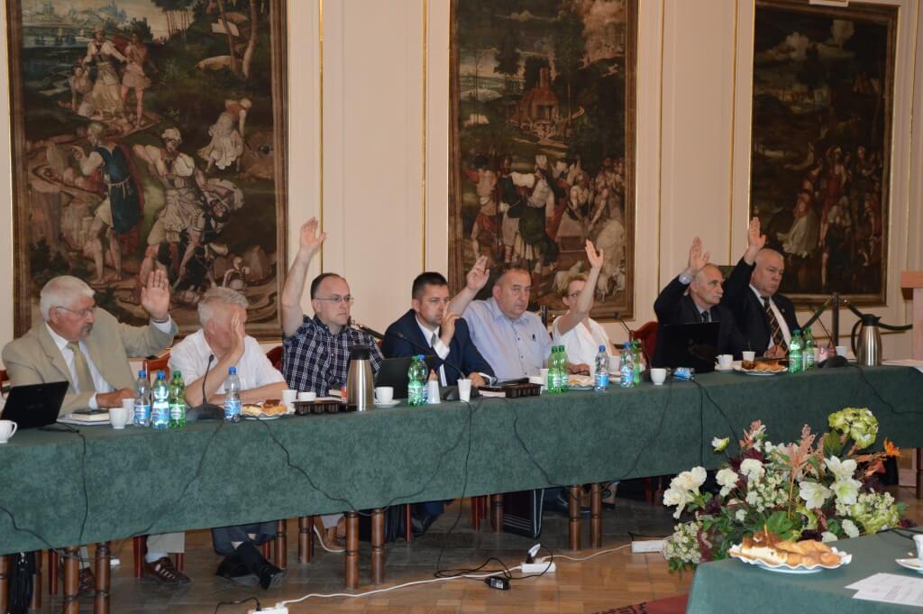 Zarząd Powiatu Brzeskiego otrzymał absolutorium