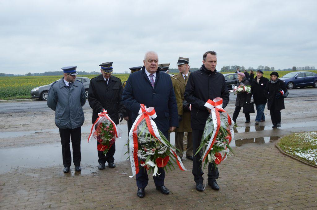 """72 rocznica wyzwolenia obozu """"Brieg-Pampitz"""""""