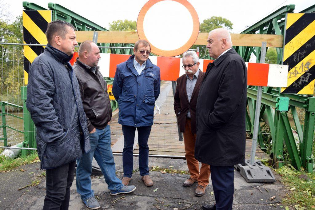 Zlecono ekspertyzę mostu na drodze Kruszyna-Prędocin