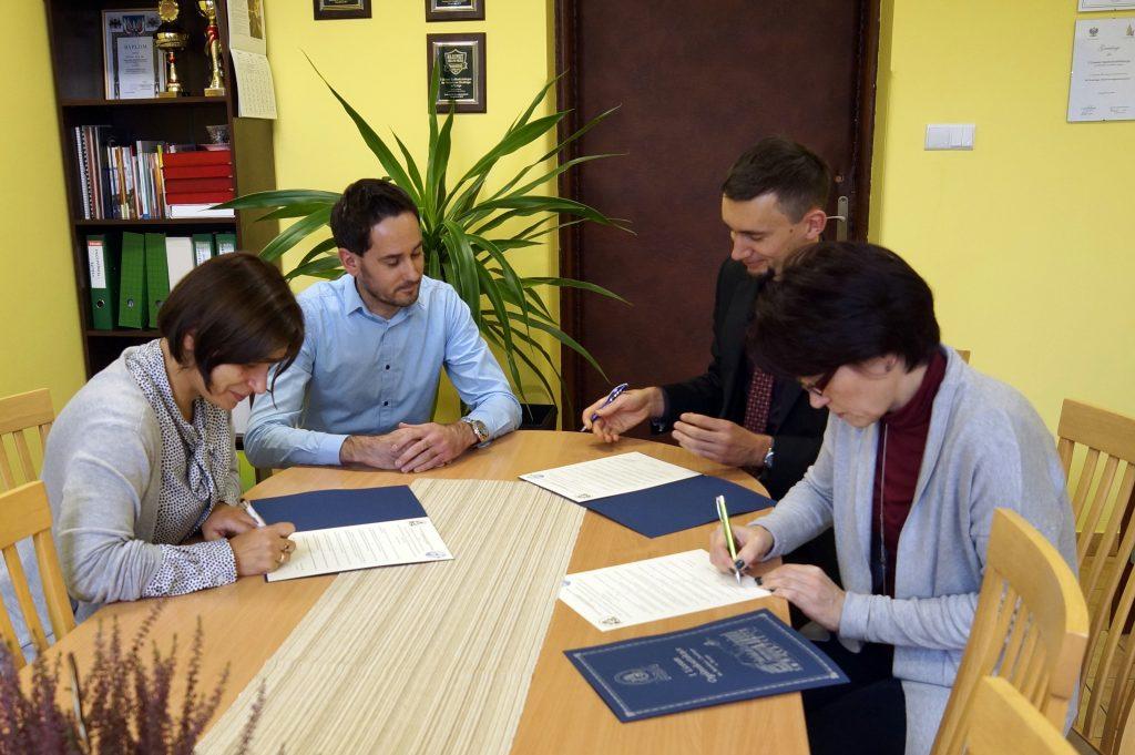 Edukacja prawna w I Liceum Ogólnokształcącym w Brzegu
